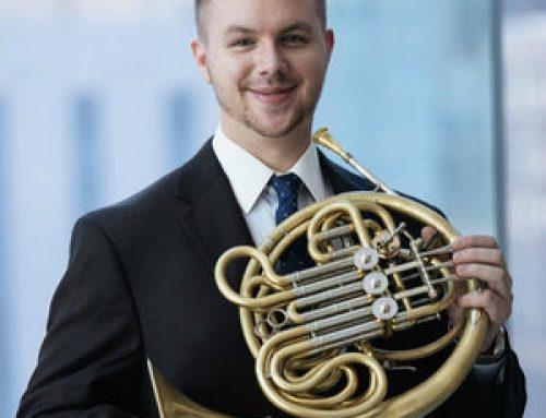 Trevor Nuckøls, Horn